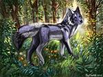 Forest dream by FlashW
