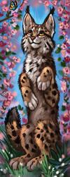 Lynx bookmark by FlashW