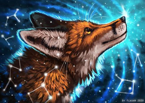 Fox galaxy