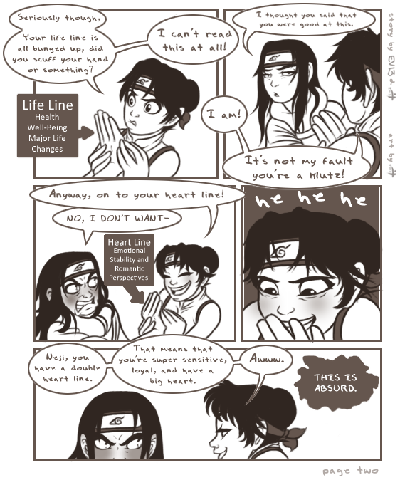 Happy Nejiten Month - Tomorrow's Forecast (pt1pg2) by crusanite