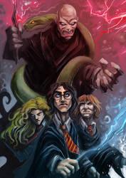 Harry Potter montage