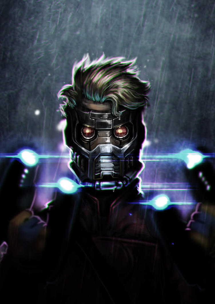 STAR LORD by MightyMoose