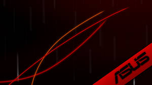 ASUS Red wallpaper