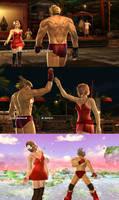 Tekken Tag 2 - Lars and Alisa #4