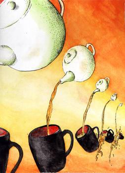 Tea Timelapse