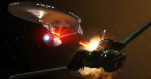 Klingon Battle