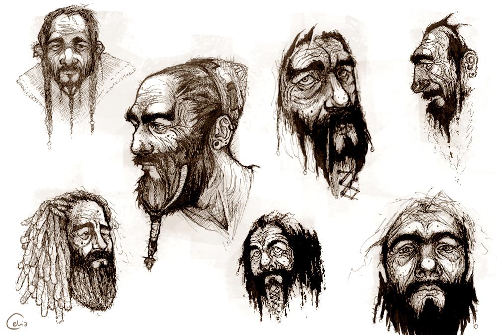 Dwarfs by Magermost