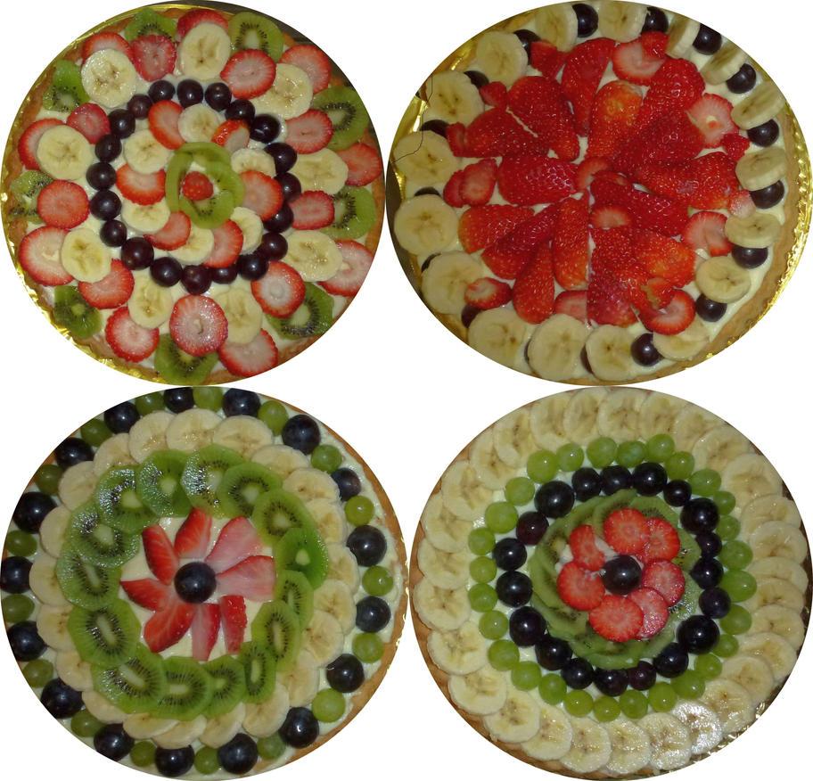 Die 4 Torten by GRANA53