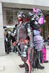 Gore EX Amor  und Rathalos Armor