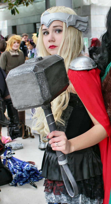 Lady Thor by GRANA53