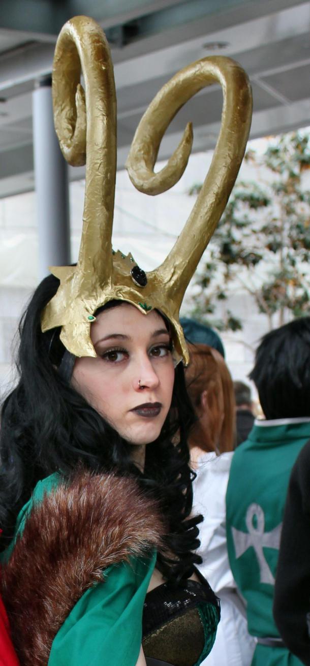 Lady Loki by GRANA53