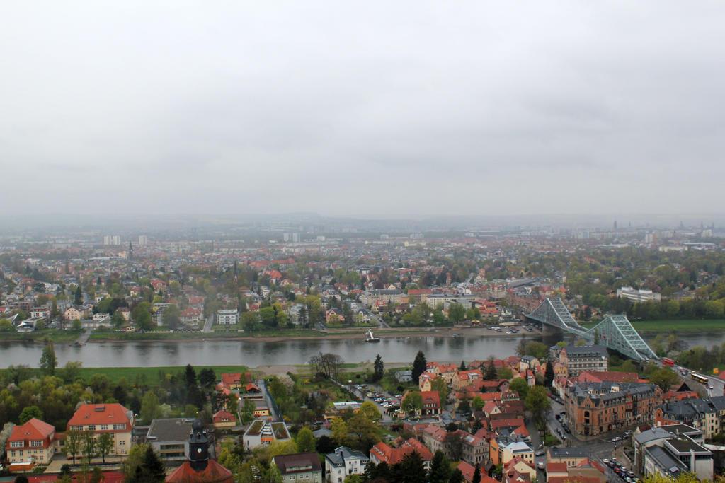 Blick auf Dresden by GRANA53
