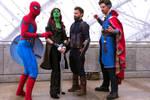 Avengers...wenigstens ein Teil davon by GRANA53