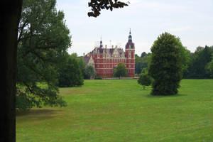 Neues Schloss und Park Bad Muskau