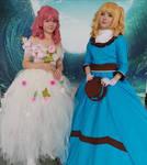 Elfe und Elizabethmidford