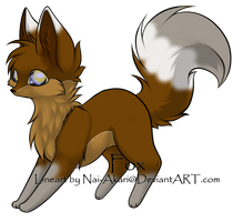 Fox adopt (closed) by SuperHomelessAdopts