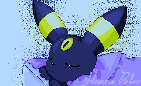 Kyo Sleep by HannaBlue
