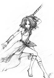 Fight by Rinoa-Light-Leonhart