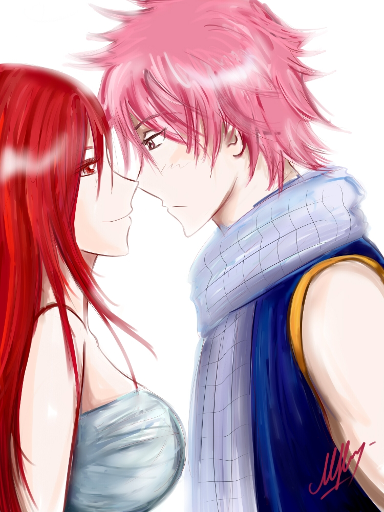 Pictures of Natsu And Erza Fanfiction - #rock-cafe