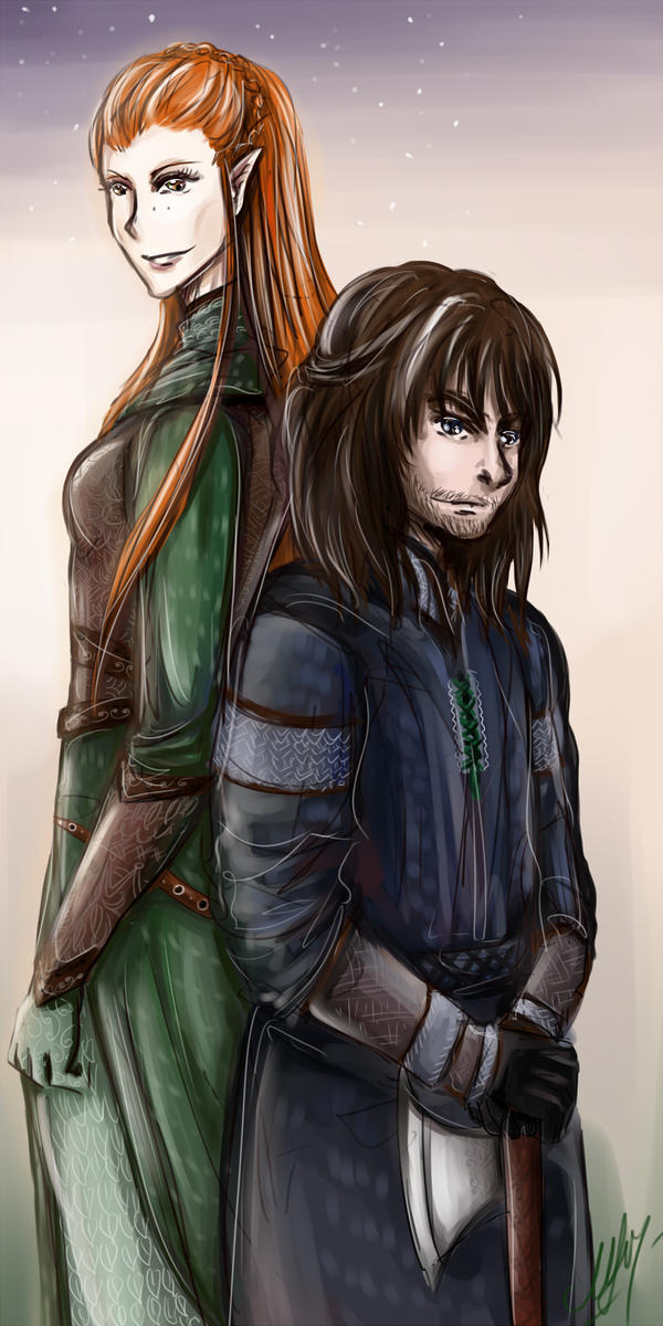 You're quite tall for a dwarf by Rinoa-Light-Leonhart