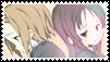 Mio x Ritsu Stamp REQ. by RebornySuperbia