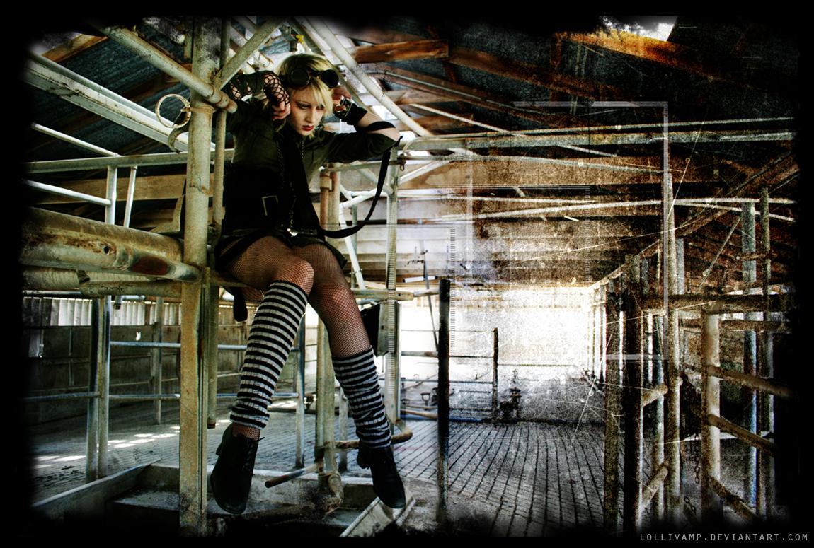 : Steampunk Puppet : by lollivamp