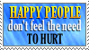 Stamp: Happy people by pralinkova-princezna