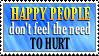 Stamp: Happy people by pralinkova-princezna