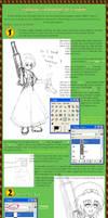 GIMP tutorial - as good as PS