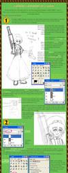 GIMP tutorial - as good as PS by pralinkova-princezna