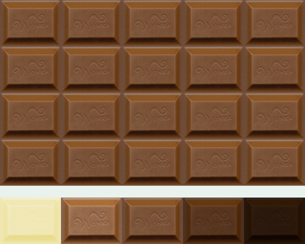Wonka's maxi-chocolate by pralinkova-princezna on DeviantArt
