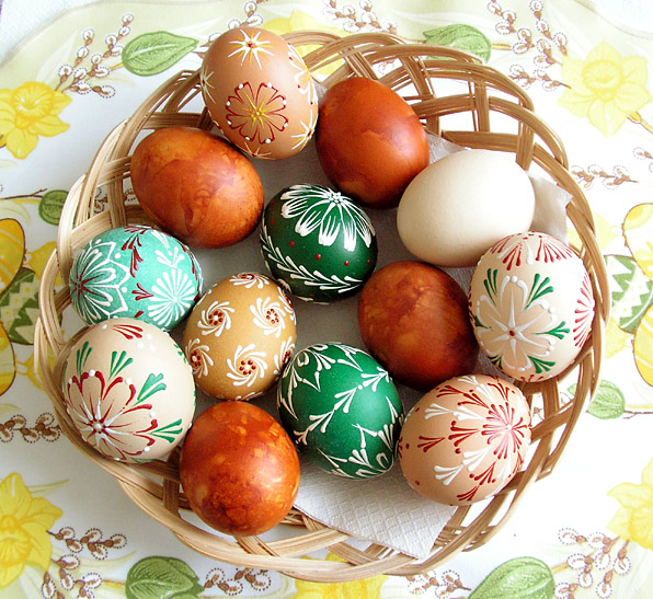 Easter eggs by pralinkova-princezna