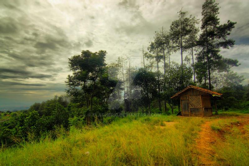 Gubuk Persinggahan by flasherid