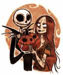 Jack_Sally_pumpkin