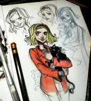 Sabrina by ElisEiZ