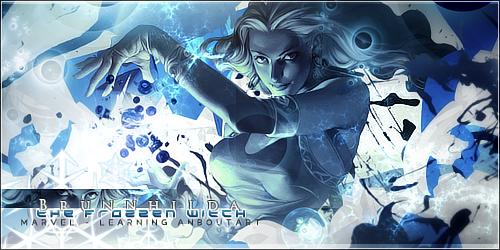 Brunhilda by blueroBR