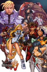 GUILTY GEAR poster by Markovah