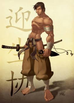 Warrior Char-acter
