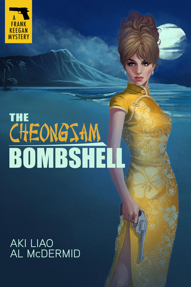 The Cheongsam Bombshell by Markovah