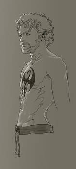 Iron Fist by Markovah