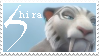 Ice Age - Shira Stamp by FairyQueen23