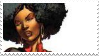 Marvel - Misty Knight Stamp by FairyQueen23