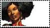 Marvel - Misty Knight Stamp by FairyQueen23