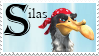 Ice Age - Silas Stamp by FairyQueen23