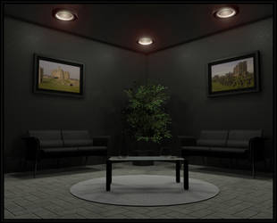 The waiting Room by JAYdd