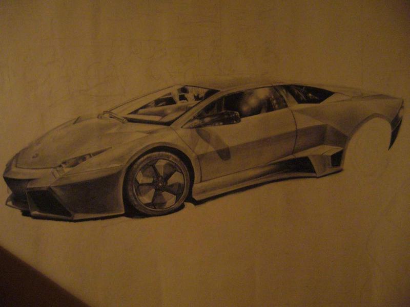 lamborghini reventon drawings - photo #20
