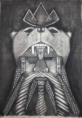Death Mask of Urslog the Enduring Mountain