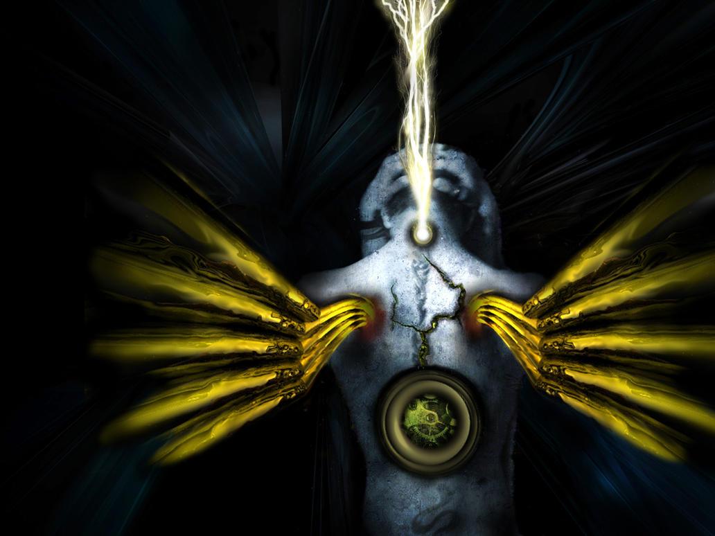 Lost Angel by TuKan