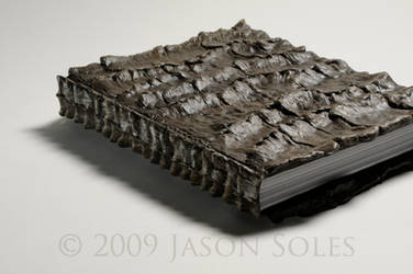 The Book, side view