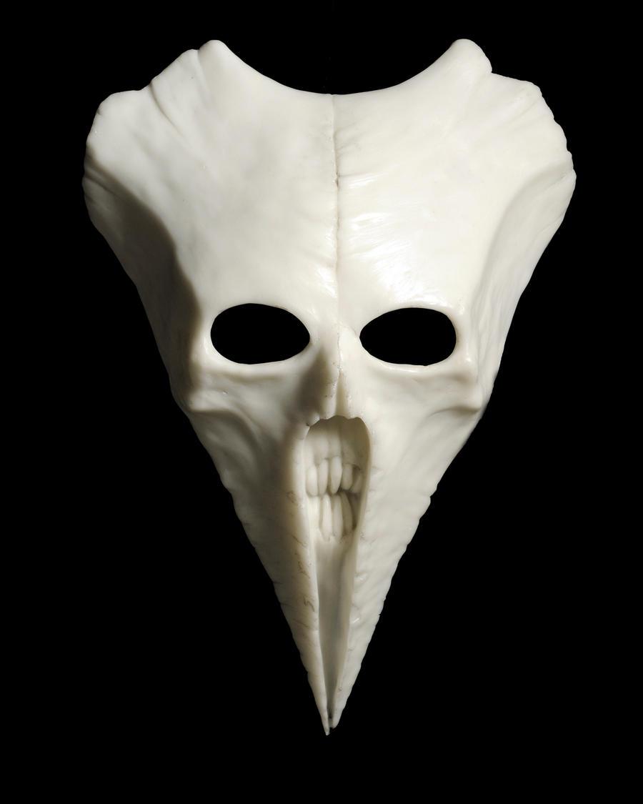 Marble Carnivean Mask